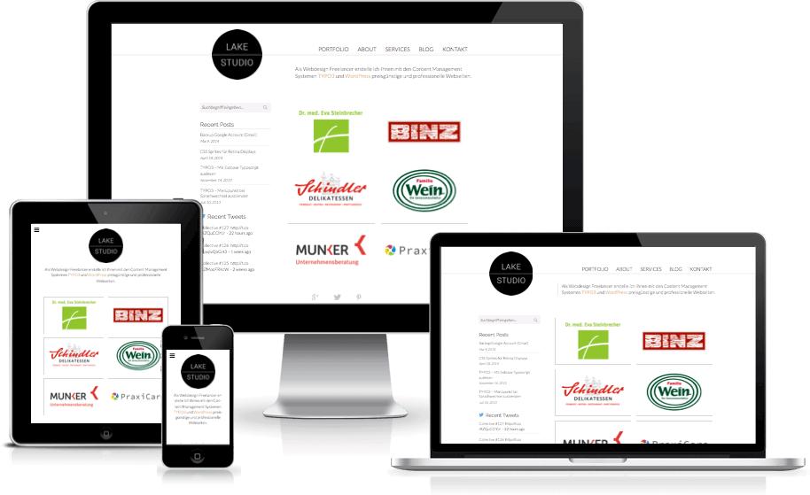 Responsive Webdesign München