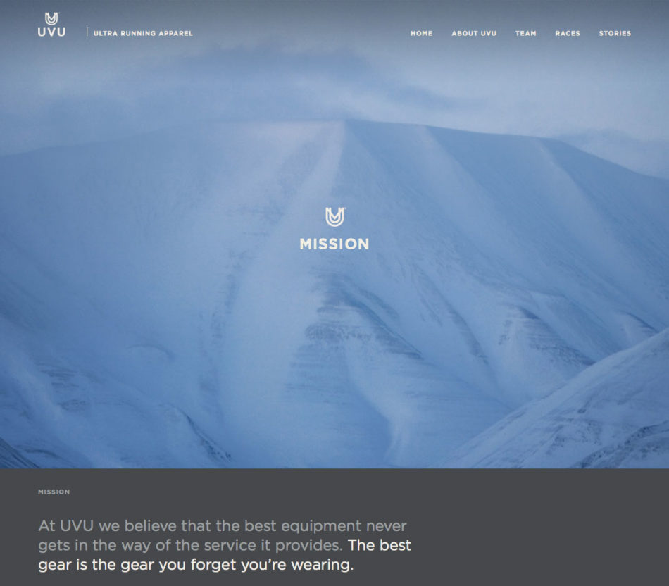 UVU - Mission