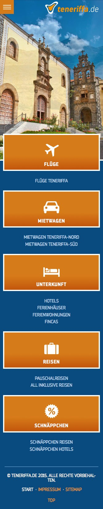 Teneriffa - Mobile