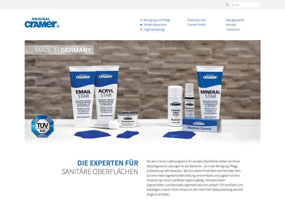 Cramer GmbH - Home