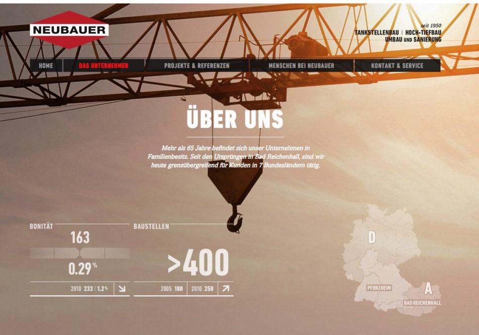 Neubauer - Über uns