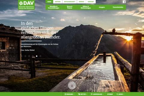 Deutscher Alpenverein Sektion Bad Reichenhall
