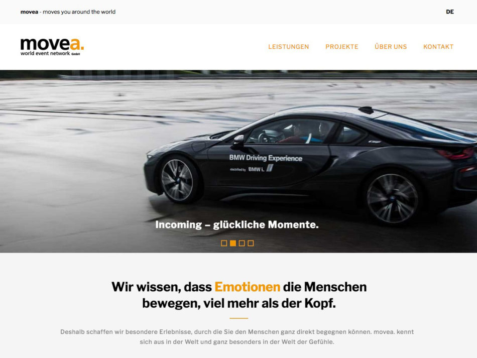 Movea | world event network GmbH